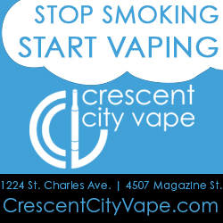 Stop Smoking, Start Vaping - Crescent City Vape