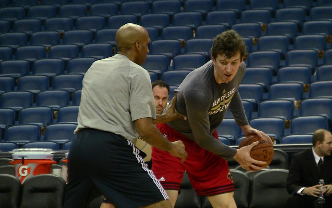 Pelicans Injured Players Will Plug Several Gaping Holes Upon Return