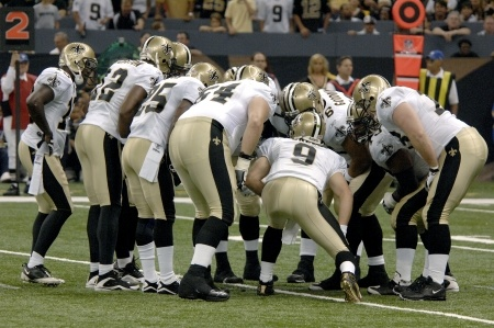 Saints 2015 Roster Overview